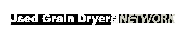 Used Grain Dryer Network